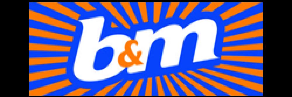 B & M Bargains Logo