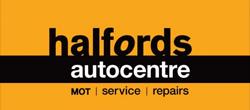 Halfords Auto Centre